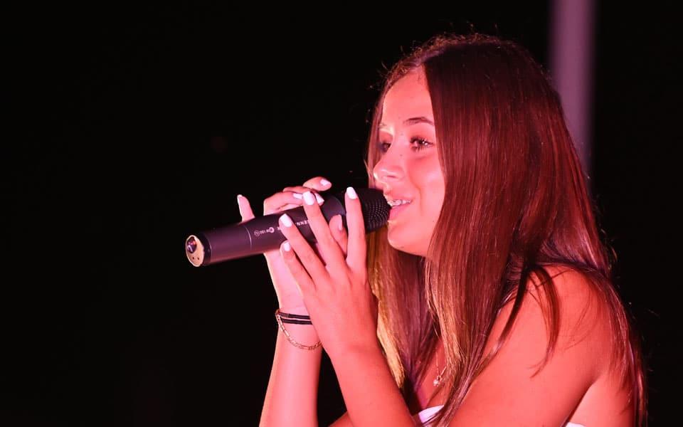 Lola The Voice Kids 6 à La Londe