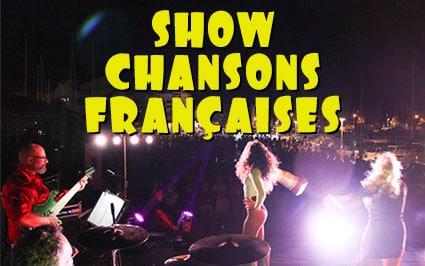 show chansons françaises